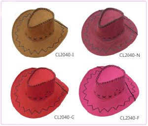 46deb91cd48 China Cheap Western Suede Cowboy Hat Felt Leather Sombrero Mexican Hat for  Western Boy - China Cowboy Hats