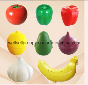Plastic Crisper/Plastic Product (fruit shaped) pictures & photos