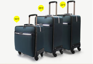 PVC Luggage High Quality Business Customized pictures & photos