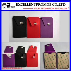 2016 New Design Silicone Mobile Phone Card Holder pictures & photos