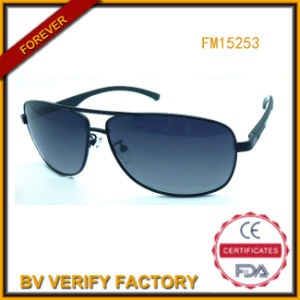 FM15253 China Manufacturer Metal Sunglasses Trade Assurance pictures & photos