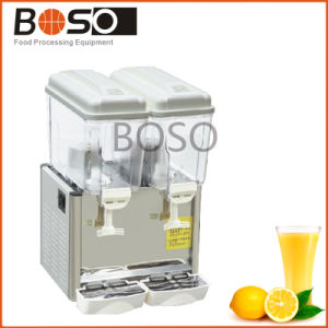 2 Tank 36 L Juice Dispenser in Factory Price