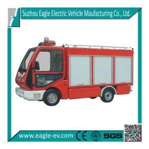Electric Fire Truck, Battery Powered, Eg6030f, 1.5ton, CE Approved pictures & photos
