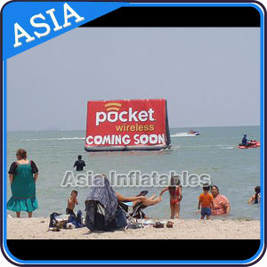 Floating Billboard with Banner, Inflatable Amazing Water Billboard on Sale This Summer pictures & photos