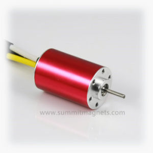 Rare Earth Magnetic Inrunner Brushless DC Mini Motors
