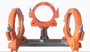 PE Pipe Electrofusion Clamps Bzdrjj-2503 pictures & photos