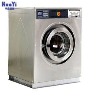 Full Automatic 10kg Coin Operated Washer Extractor pictures & photos