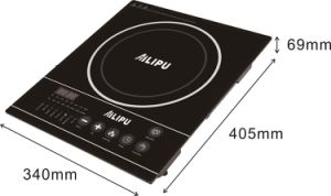 2017 Hot Sales Ailipu Brand Single Built in Touch Induction Cooktop pictures & photos