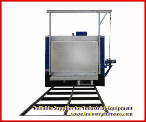 Electric Resistance Quenching Furnace with Trolley pictures & photos