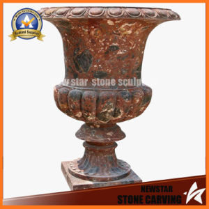 Stone Carving Marble Sculpture Planter (NS-11P17) pictures & photos