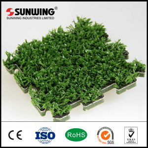 Sunwing New Ideas Nature Interlocking Artificial Grass Tile