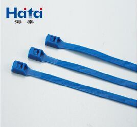 Flat Buckle Cable Ties pictures & photos