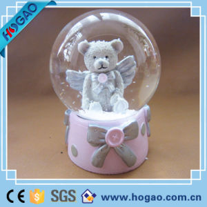 Resin Bear Snow Globe (HG172) pictures & photos
