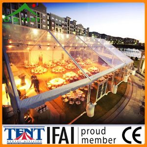Transparent Sunshade Marquee Party Wedding Tent 10m X 5m