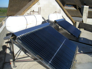 Heatpipe High Pressure Split Solar Collector pictures & photos