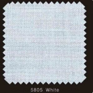 White Color Woven Double DOT Fusible Interlining (5805 white) pictures & photos