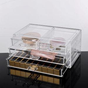 China Acrylic Clear Makeup Storage