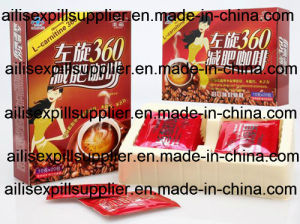 Reduce Fat L-Carntine 360 Diet Product Slimming Coffee pictures & photos