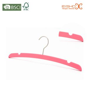 Plastic Coat Hanger for Garment Brands pictures & photos