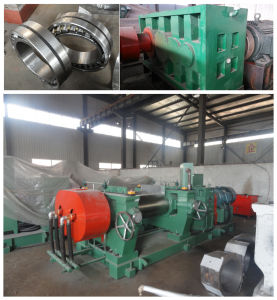 Xk-400 Xk-450 Xk-560 with Anti Friction Roller Bearings Rubber Mill Machine pictures & photos