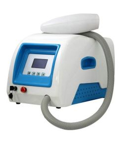 Q-Switched Skin Rejuvenation Removal Machine for Wrinkle Birthmark Tattoo pictures & photos