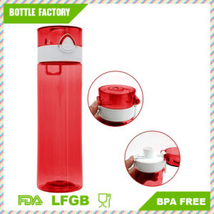 Hot Sale Wide Mouth Leak Proof Tritan Water Bottle with Lock pictures & photos