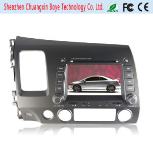 Car Navigation and Multimedia DVD Fit for Honda Civic