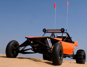 Promotion Price 280HP V6 2 Seats Sand Buggy