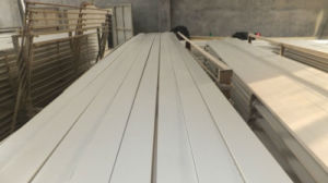 Paulownia Finger Jointed Panel (S4S)