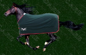 Horse Autumn Fleece Rug