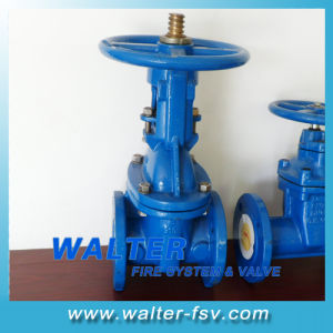 Metal Seat Cast Iron Gate Valve pictures & photos