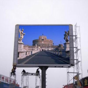 Outdoor P8 Full Color LED Display for Decoration/Promotion