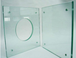 5mm, 6mm, 8mm, 10mm, 12mm, 15mm Clear/Colored Tempered Glass