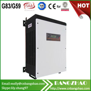 7000W PV Grid Tie Inverter with MPPT 100-500VDC pictures & photos