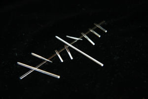 Sapphire Tips/ Piston, Chisels, Mandrels pictures & photos