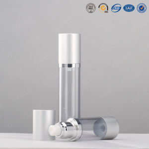15ml 30ml 50ml 100ml Gold Silver Aluminium Cosmetic Packaging Airless Pump Cosmetic Spray Bottle