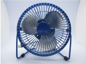 6 Inch USB Metal Fan pictures & photos