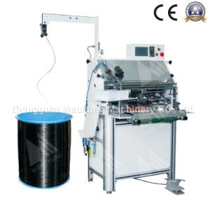 Semi Automatic Spiral Book Binding Machine