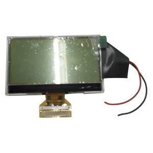 128*64 DOT Matrix LCD Modules with RoHS Certification (VTM881012B00)