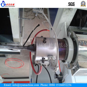 PE/PVC/PP SWC Single Wall Corrugated Pipe Tube Extruder Machinery pictures & photos