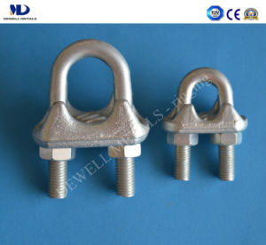 Electric Galv. DIN741 Malleable Casting Wire Rope Clip pictures & photos
