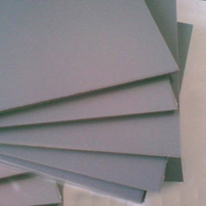 Sheet of PVC Gray pictures & photos