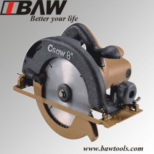1400W 205mm Aluminum Motor Housing Circular Saw pictures & photos