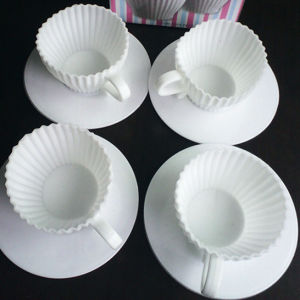 Silicone Cake Mould-The Cup Cake Pan-DIY Cake Mould pictures & photos