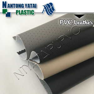 Imitation PVC Vinyl Faux Leather for Car Seats
