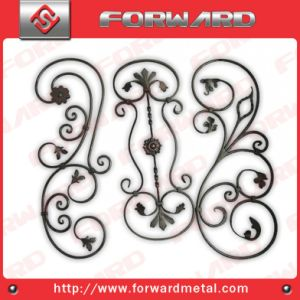 Wrought Iron Panel for Fence pictures & photos