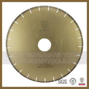 Sunny Disc Diamond Circular Saw Blade for Limestone Concrete Cutting pictures & photos