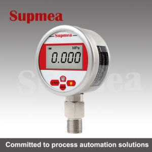 High Precision Digital Pressure Gauge Measure Liquid and Oil