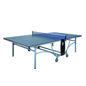 Folded Portable Indoor MDF Wooden Table Tennis Tables For Sale