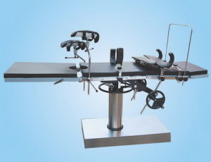 BS Stainless Steel Operating Table (CE, ISO 13485 Certificated)